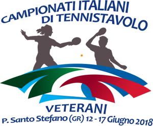 Campionati Italiani Veterani 2018 - Porto Santo Stefano (GR), 12-17 giugno 2018 (Foto di Marta Moratti per fitet.org, selezione podi Lazio)