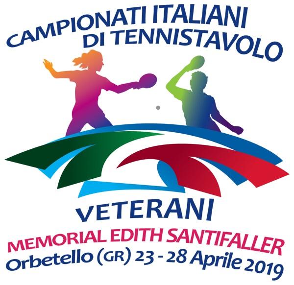 logo campionati veterani 2019