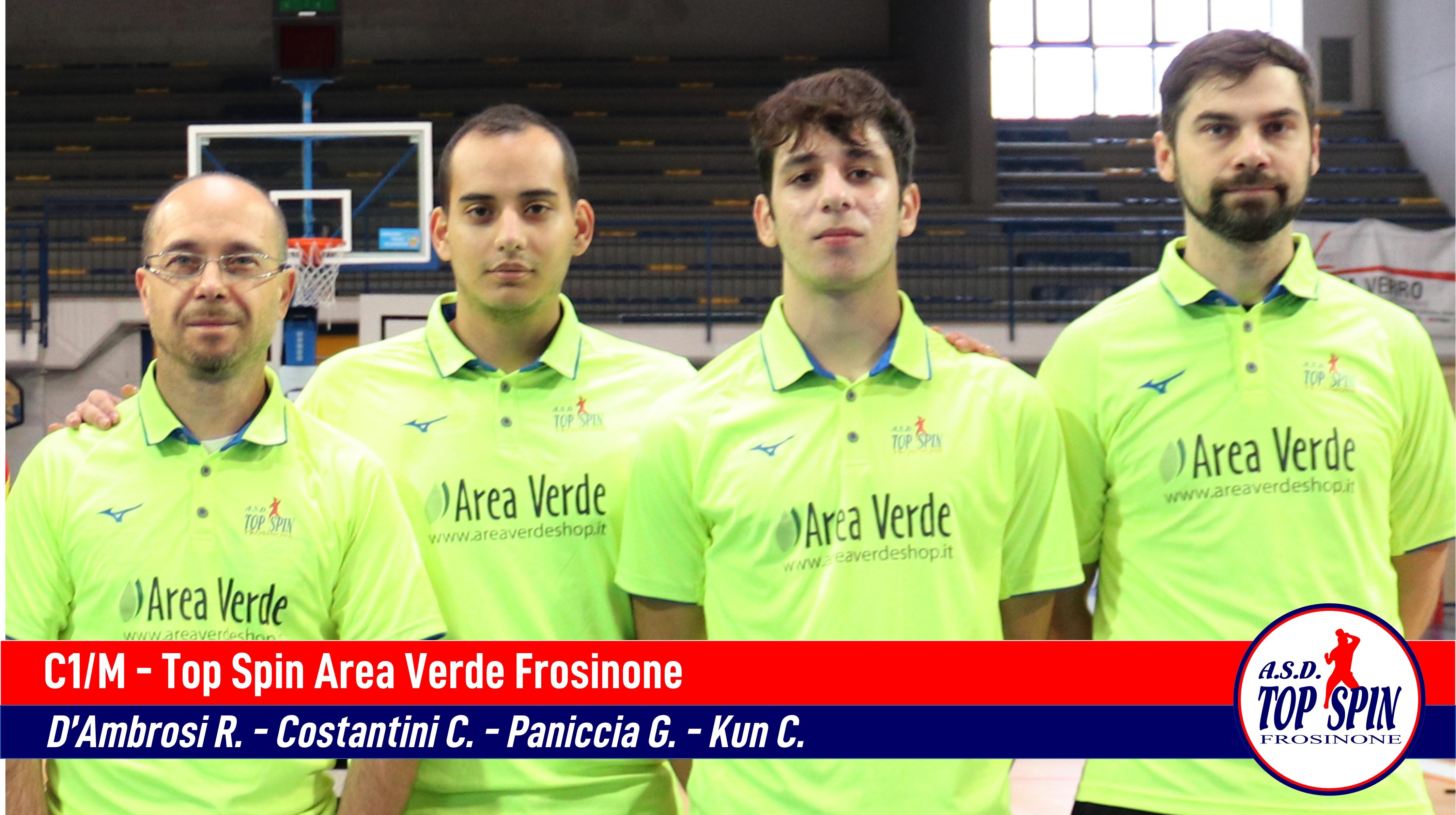 Area Verde Campione Inverno C1 M